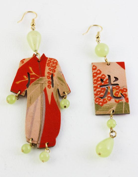 lebole_kimono_verde