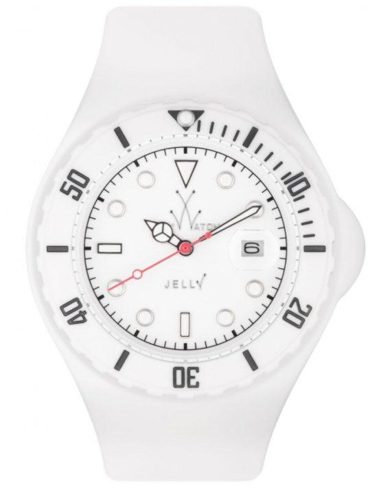 Orologio ToyWatch modello JELLY ref. JTB01WH