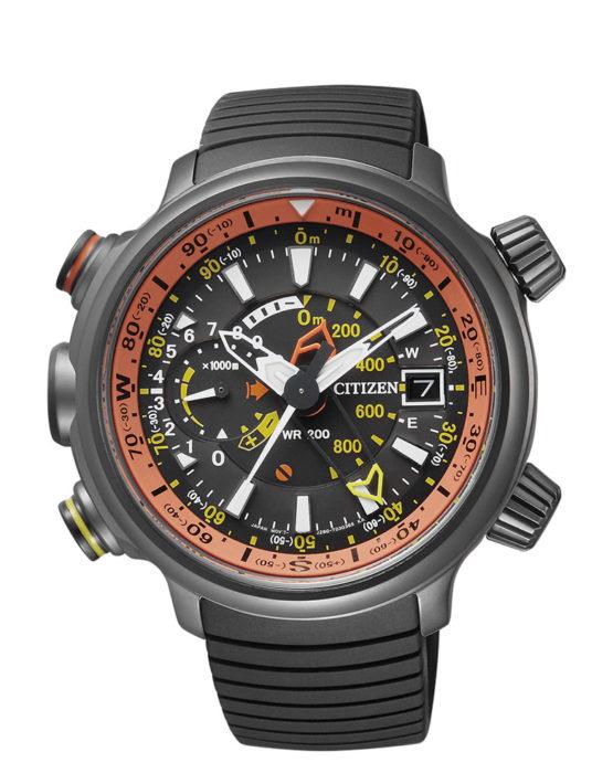 Orologio Citizen Promaster Altichron Titanio ref. BN4026-09F-1
