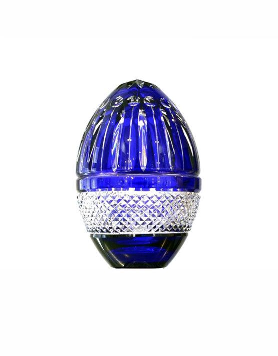 Uovo-apribile-blu-Collezione-Hermitage-Maison-Tatiana-Fabergé