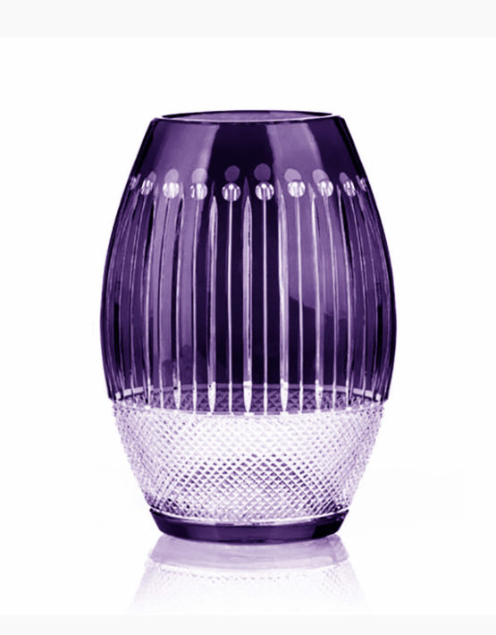 Vaso-viola-Trophy-collezione-Hermitage-Maison-Tatiana-Fabergé