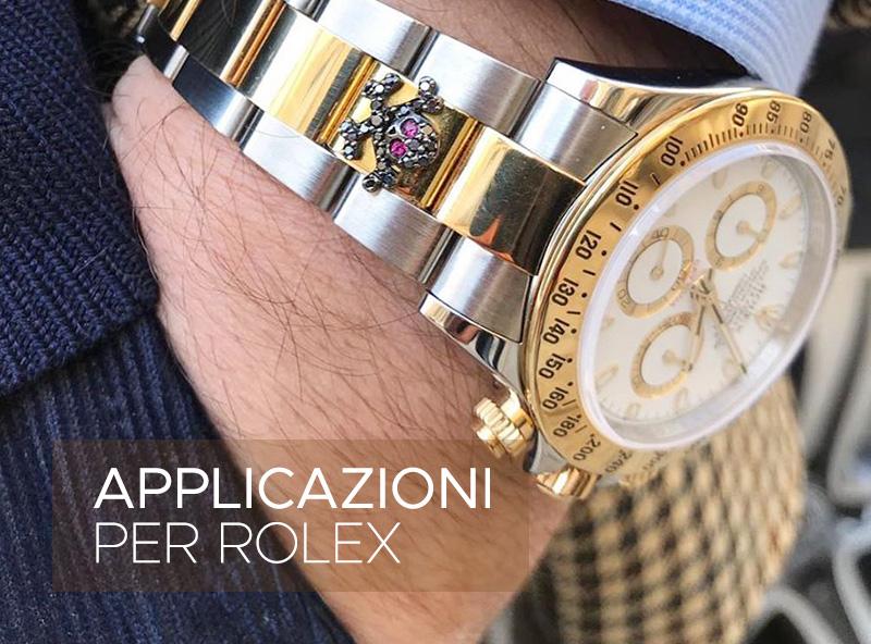 Applicaziooni Timeapp Rolex